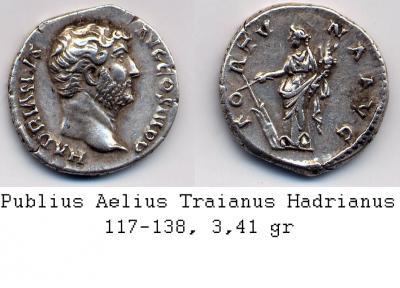 Publius Aelius Traianus Hadrianus. 117-138. RIC 244, 3,41 gr, leimasuunta 6. .jpg