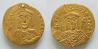 2 октября 829 года умер Михаил II Травл.jpg