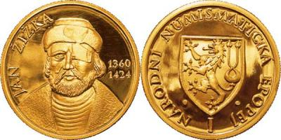 11 октября 1424 умер Жижка, Ян.jpg
