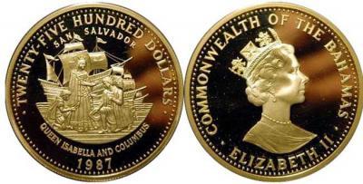 12 октября 1492 г Экспедиция Христофора Колумба достигла острова Сан-Сальвадор.jpg