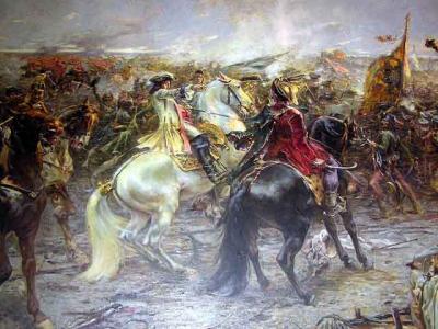 Принц Евгений в битве при Зенте (1697)..jpg