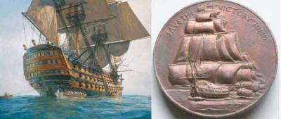 21 октября HMS  Victory.JPG