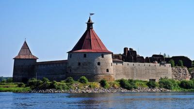 Шлиссельбургская крепость.....JPG