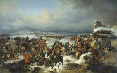 штурм крепости Нотебург. 1702...jpg