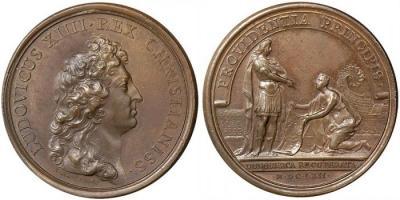 27 октября 1662 года английский король Карл II продал Дюнкерк королю Франции.jpg