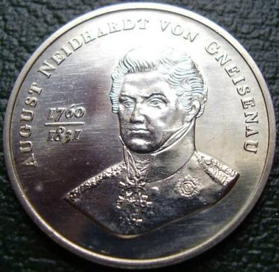 27.10.1760 (Родился Август Вильгельм Антон, граф Нейтхардт фон ГНЕЙЗЕНАУ).JPG