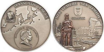 14 ноября 1308 года Гданьск был захвачен рыцарями  Гданьск.jpg