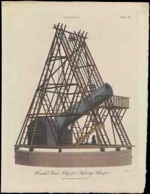 40-футовый телескоп Гершеля.jpg