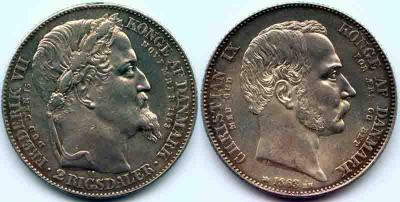 15 ноября 1863 коронация Кристиан IX (король Дании).JPG