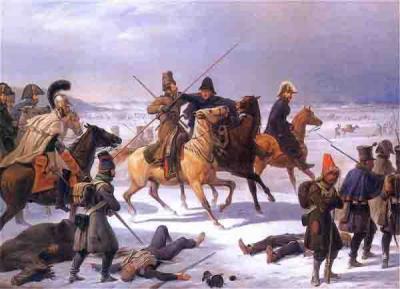 1 Отход французов из Москвы. Я. Суходольский, 1844 г..jpg