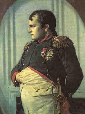 2 Наполеон в Петровском дворце в Москве, В. В. Верещагин.jpg