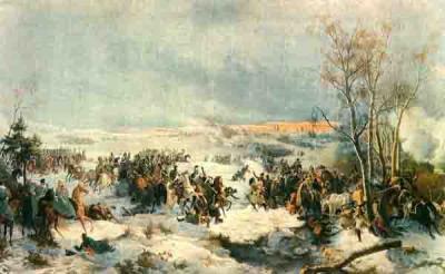 3 Петер фон Гесс (1792-1871). Сражение под Красным.jpg