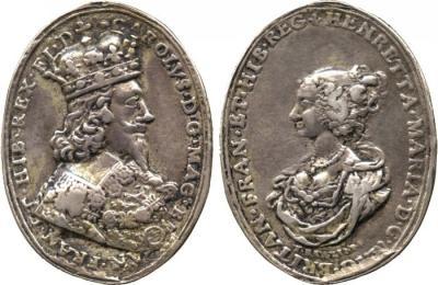25 ноября 1609 Генриетта Мария Французская.jpg