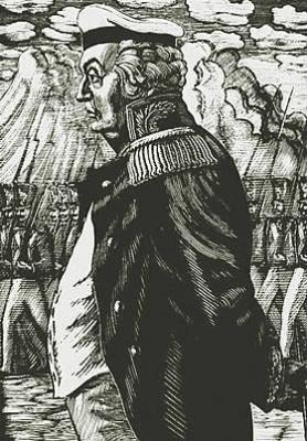 И. Кутузов Гравюра на дереве Фаворского В. А. (1945).jpg