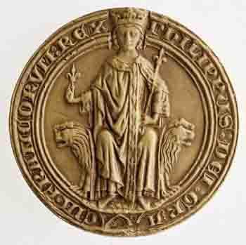 Монета с изображенмем Филиппа IV Красивого (1286 г.)..jpg