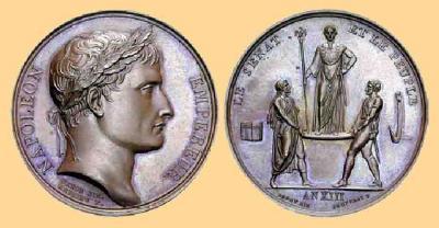 1804 — Наполеон I Бонапарт провозгласил себя императором Франции..jpg