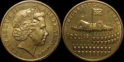 3 декабря 1854 восстание в Австралии Eureka Stockade.jpg