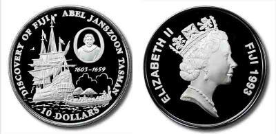 Голландский мореплаватель Абель Тасман первым из европейцев обнаружил Новую Зеландию.jpg