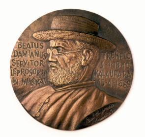 медаль на 100-летие Вёстер, Дамиан де..jpg