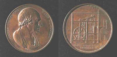1769 — Джеймс Уатт получает патент на свою паровую машину..jpg