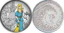12 января Перро, Шарль серебро 1,5 евро Франция.jpg