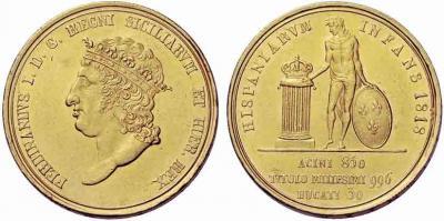 12 января  Фердинанд I (король Обеих Сицилий).jpg