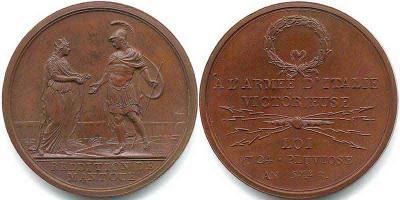 14 января 1797 года(Битва при Риволи)...jpg