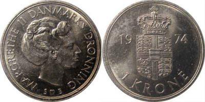 1972 — взошла на трон королева Дании Маргрете II.jpg