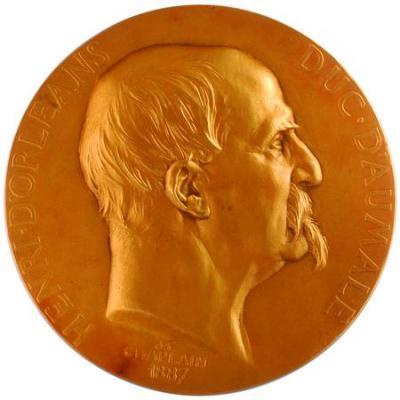 16 января 1822 Генрих Орлеанский, герцог Омальский.jpg