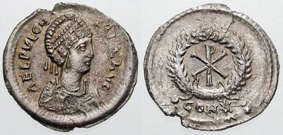 19 января 399 года родилась — Пульхерия, византийская.jpg