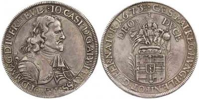 19 января 1619 — Иоганн Ампринген, чешский князь.jpg