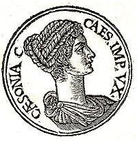 24 января 41 года умерла — Милония Цезония.jpg