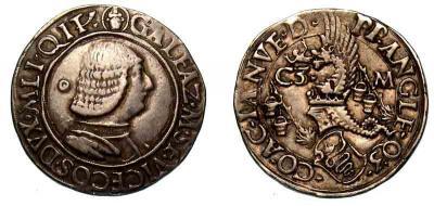 24 января 1444 Галеаццо Мария Сфорца.jpg