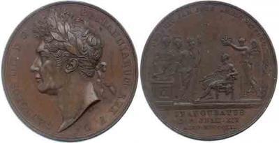 29 января 1820 5-й король Великобритании Георг IV.jpg