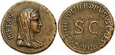 30 января 58 до н. э. Julia Augusta..jpg