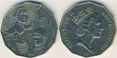 30 января 1771  года родился — Джордж Басс..jpg
