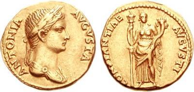 31 января 36 до н. э. Антония Младшая.jpg