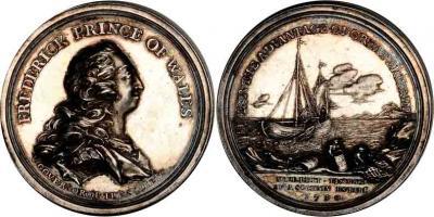 1 февраля 1707 Фредерик, принц Уэльский...jpg