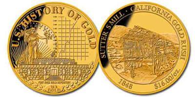 24 января 1848 года — Началась Калифорнийская «золотая лихорадка»..jpg