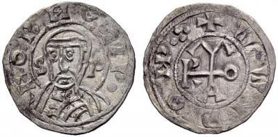 12 февраля 889  года  — Гвидо Сполетский был провозглашён королём Италии..jpg