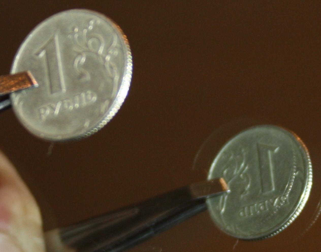 Монета с двумя одинаковыми сторонами какие монеты в польше