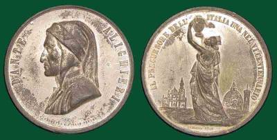 14 сентября 1321 скончался — Данте Алигьери (Dante Alighieri).jpg