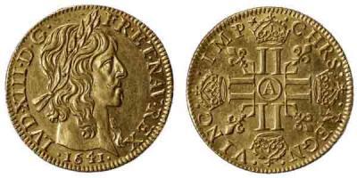 27 сентября 1601 года родился — Людовик XIII Справедливый.jpg