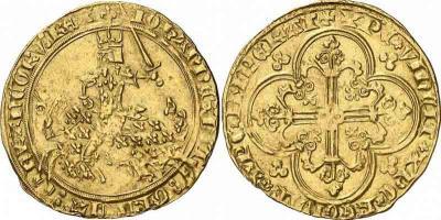 25 февраля  1337 года родился — Венцель I (герцог Люксембурга)..jpg