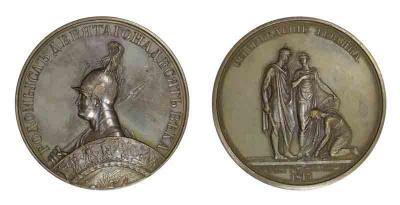 27 февраля 1813 главные силы русской армии вступили в Берлин.jpg