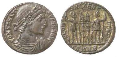 27 февраля 272  года родился — Константин Великий..JPG