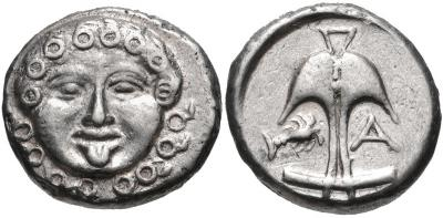 Аполлония Понтийская Драхма 1.jpg