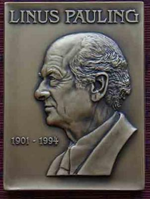 28 февраля 1901 года родился — Лайнус Карл Полинг.jpg