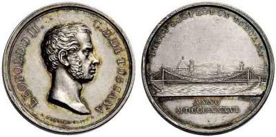 3 октября 1797 года родился — Леопольд II (Leopoldo II di Toscana) (ум. 1870), великий герцог Тосканский.jpg