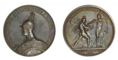 24 октября 1812 года — сражение под Малоярославцем.jpg